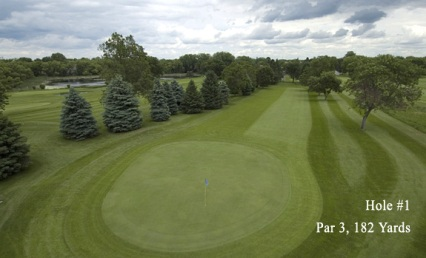 Gem Lake Hills Golf Course,White Bear Lake, Minnesota,  - Golf Course Photo