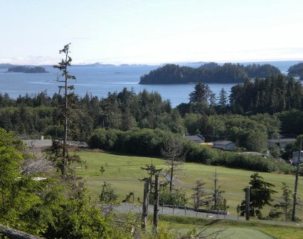 Sea Mountain Golf Course, Sitka, Alaska, 99835 - Golf Course Photo