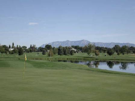 Schneiters Riverside Golf Course, Bluff Course,West Point, Utah,  - Golf Course Photo