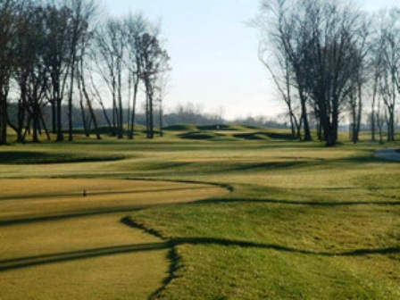 Windy Knoll Golf Club,Springfield, Ohio,  - Golf Course Photo