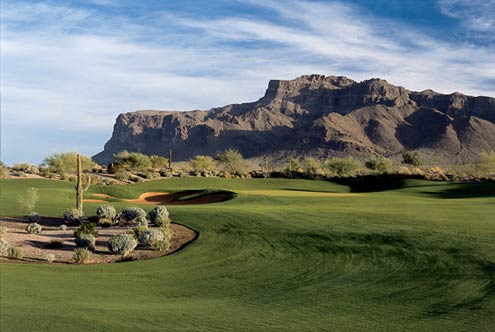 Superstition Mountain Golf & Country Club -Prospector,Superstition Mountain, Arizona,  - Golf Course Photo