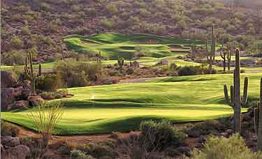 Golf Course Photo, Sunridge Canyon Golf Club, Fountain Hills, 85268