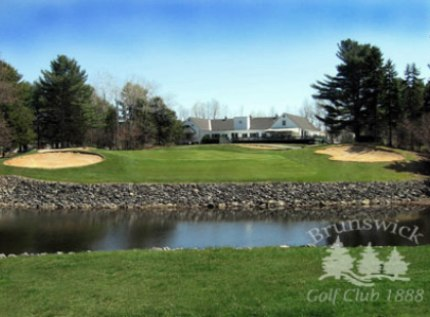 Golf Course Photo, Brunswick Golf Club, Brunswick, 04011