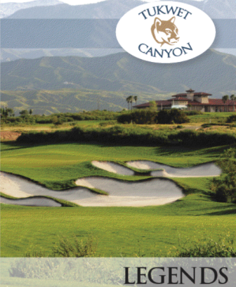 Morongo Golf Club at Tukwet Canyon, Legends Course,Beaumont, California,  - Golf Course Photo