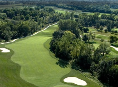 Golf Course Photo, Echo Valley Country Club, Des Moines, 50321