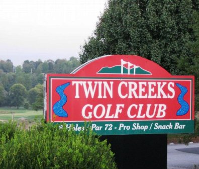 Golf Course Photo, Twin Creeks Golf Course, Chuckey, 37641