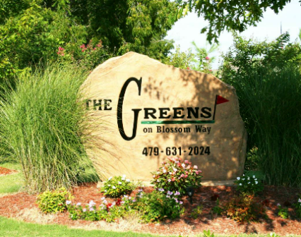 The Greens on Blossom Way Golf Course, Rogers, Arkansas, 72758 - Golf Course Photo