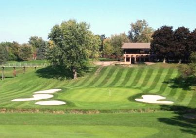 Golf Course Photo, Plum Hollow Country Club, Southfield, 48034