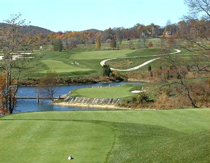 P.B. Dye Golf Club,Ijamsville, Maryland,  - Golf Course Photo