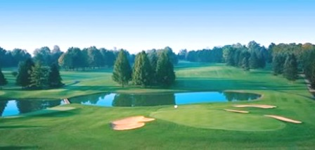Hershey Golf Club, East Course,Hershey, Pennsylvania,  - Golf Course Photo