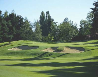 Golf Course Photo, Rainier Golf & Country Club, Seattle, 98168