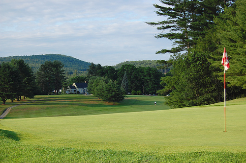 Carter Country Club,Lebanon, New Hampshire,  - Golf Course Photo