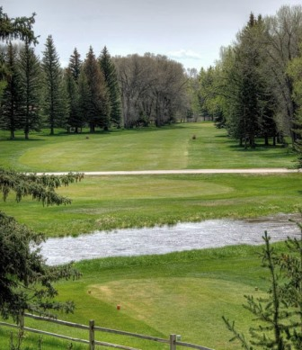 Golf Course Photo, Saratoga Inn Country Club & Rv Resort, Saratoga, 82331