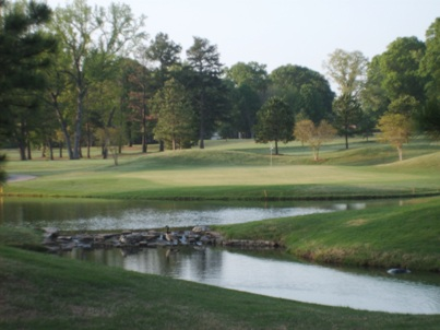 The Links at Galloway Golf Course,Memphis, Tennessee,  - Golf Course Photo