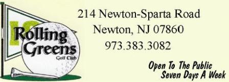 Rolling Greens Golf Club,Newton, New Jersey,  - Golf Course Photo