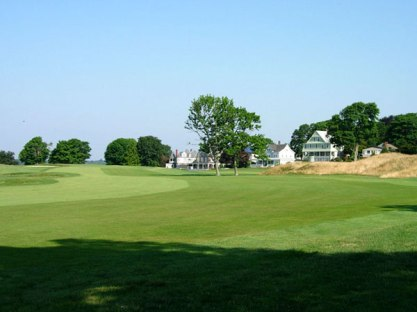 Shennecossett Golf Club,Groton, Connecticut,  - Golf Course Photo