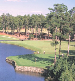 National Golf Course,Pinehurst, North Carolina,  - Golf Course Photo