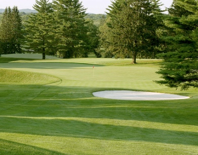 Tamarack Country Club,Greenwich, Connecticut,  - Golf Course Photo