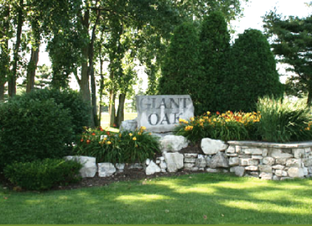 Giant Oak Golf Club -Eighteen,Temperance, Michigan,  - Golf Course Photo