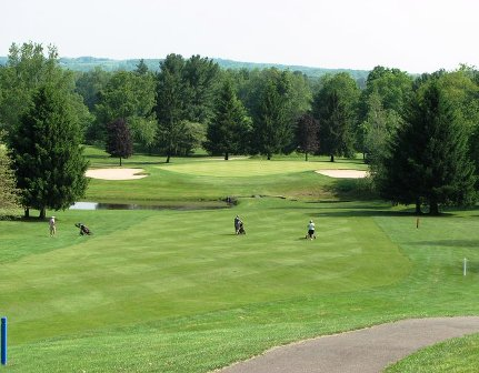 North Hills Golf Club, Corry, Pennsylvania, 16407 - Golf Course Photo