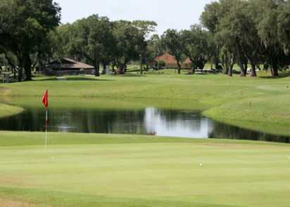 Silverado Golf & Country Club,Zephyrhills, Florida,  - Golf Course Photo