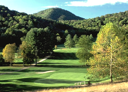 Springdale Country Club,Canton, North Carolina,  - Golf Course Photo
