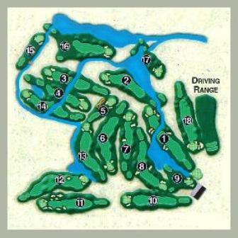 Hilliard Lakes Golf Club,Westlake, Ohio,  - Golf Course Photo
