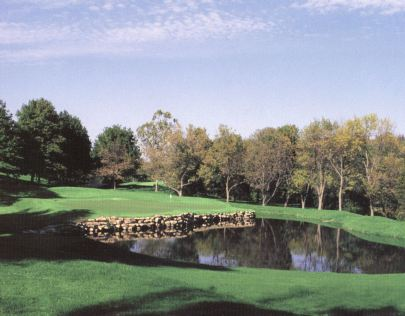 Golf Course Photo, Meadowbrook Country Club, Ballwin, 63011