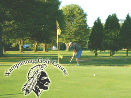 Wampanoag Golf Course,North Swansea, Massachusetts,  - Golf Course Photo