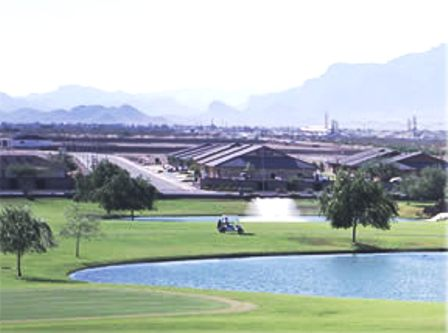 Sunland Springs Village,Mesa, Arizona,  - Golf Course Photo