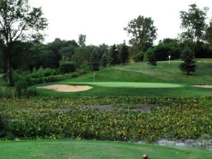 Indian Springs Golf Club CLOSED 2014, Mechanicsburg, Ohio, 43044 - Golf Course Photo