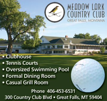 Golf Course Photo, Meadow Lark Country Club, Great Falls, 59404