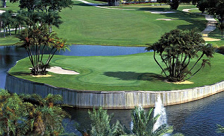 Diplomat Resort Country Club, Hallandale, Florida, 33009 - Golf Course Photo