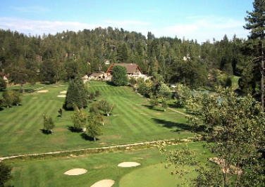 Lake Arrowhead Country Club,Lake Arrowhead, California,  - Golf Course Photo