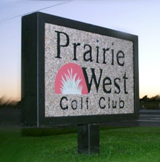 Golf Course Photo, Prairie West Golf Club, Weatherford, 73096