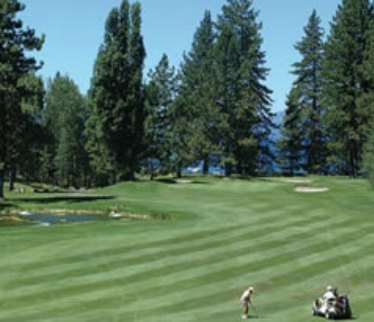 Golf Course Photo, Glenbrook Golf Course, Glenbrook, 89413