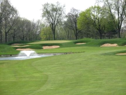 Aurora Country Club,Aurora, Illinois,  - Golf Course Photo