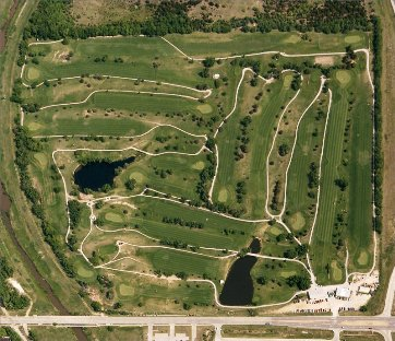 Echo Hills Golf Club, CLOSED 2012, Wichita, Kansas, 67219 - Golf Course Photo