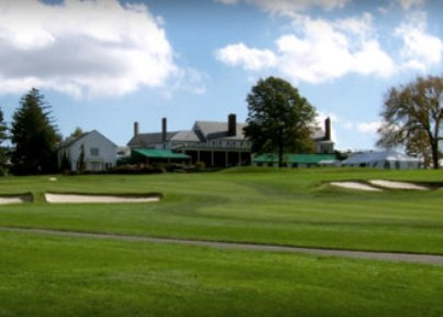 Country Club Of Scranton,Clarks Summit, Pennsylvania,  - Golf Course Photo