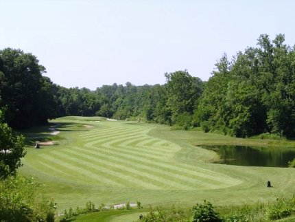 Twin Bridges Golf Club, Danville, Indiana, 46122 - Golf Course Photo
