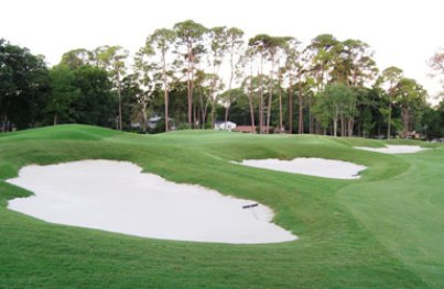 San Jose Country Club, Jacksonville, Florida, 32217 - Golf Course Photo