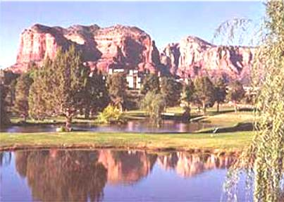 Golf Course Photo, Canyon Mesa Country Club, Sedona, 86351