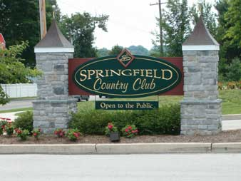 Springfield Country Club,Springfield, Pennsylvania,  - Golf Course Photo