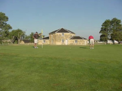 Golf Course Photo, Fort Hays Municipal Golf Course, Hays, 67601