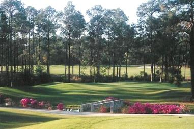 Forest Heights Country Club, Statesboro, Georgia, 30458 - Golf Course Photo