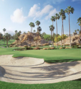Indian Wells Country Club, Classic Course, Indian Wells, California, 92210 - Golf Course Photo