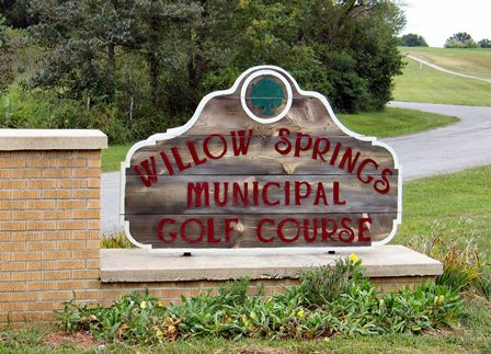 Golf Course Photo, Willow Springs Municipal Golf Course, Willow Springs, 65793