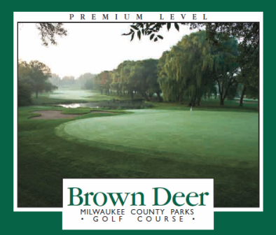Brown Deer Park Golf Club,Milwaukee, Wisconsin,  - Golf Course Photo