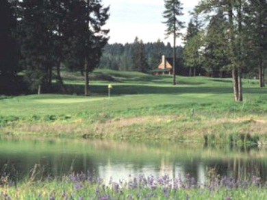 Mallard Creek Golf Course,Lebanon, Oregon,  - Golf Course Photo