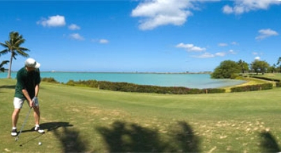 Mamala Bay,Puuloa, Hawaii,  - Golf Course Photo